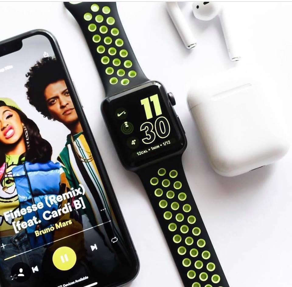 Dây Apple Watch Nike - COTEETCI -