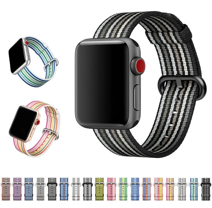 Dây Apple Watch Woven Nylon – COTEETCI