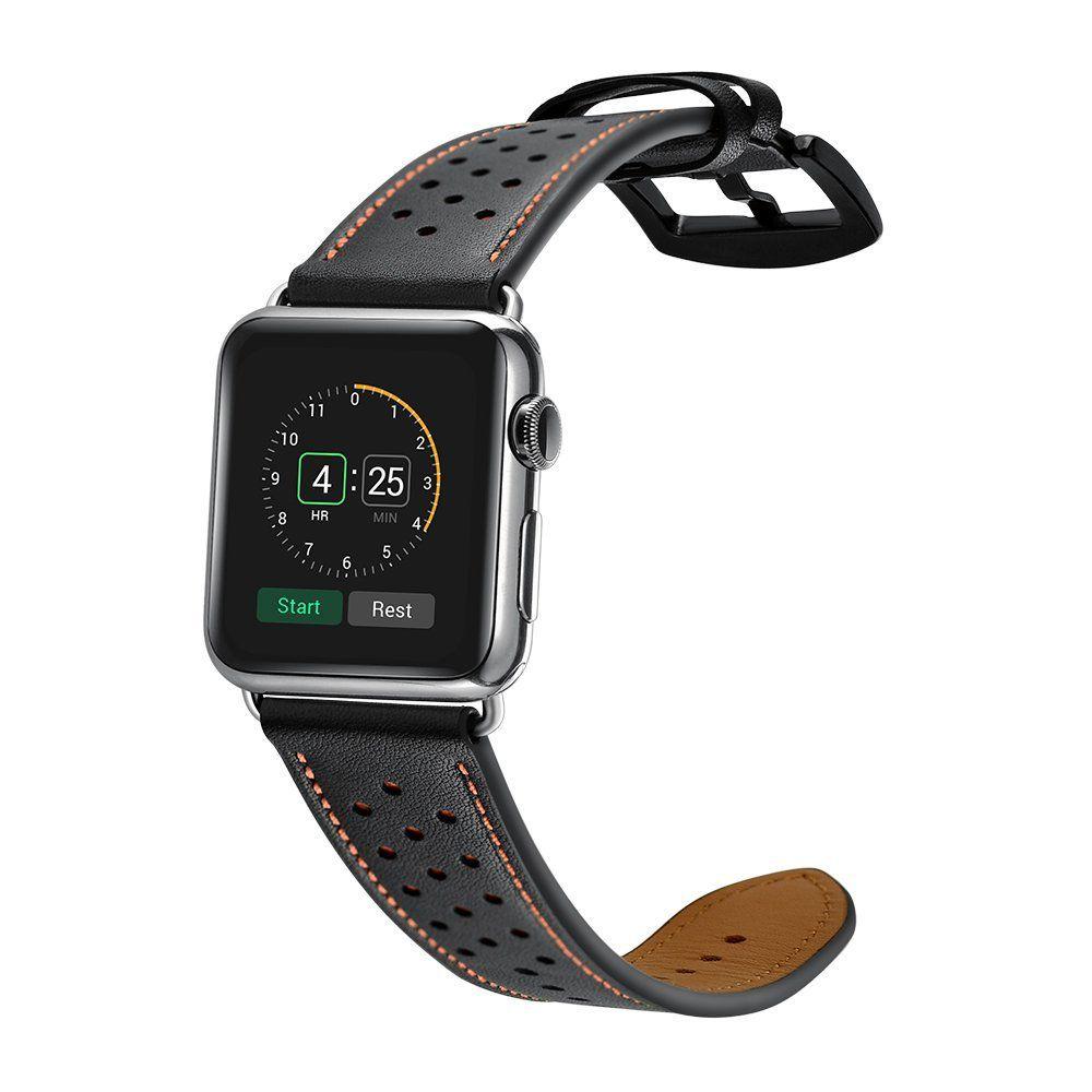 Dây da có lỗ cho Apple Watch