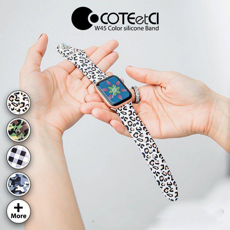 Dây Sport Cao Su cho Apple Watch – Coteetci