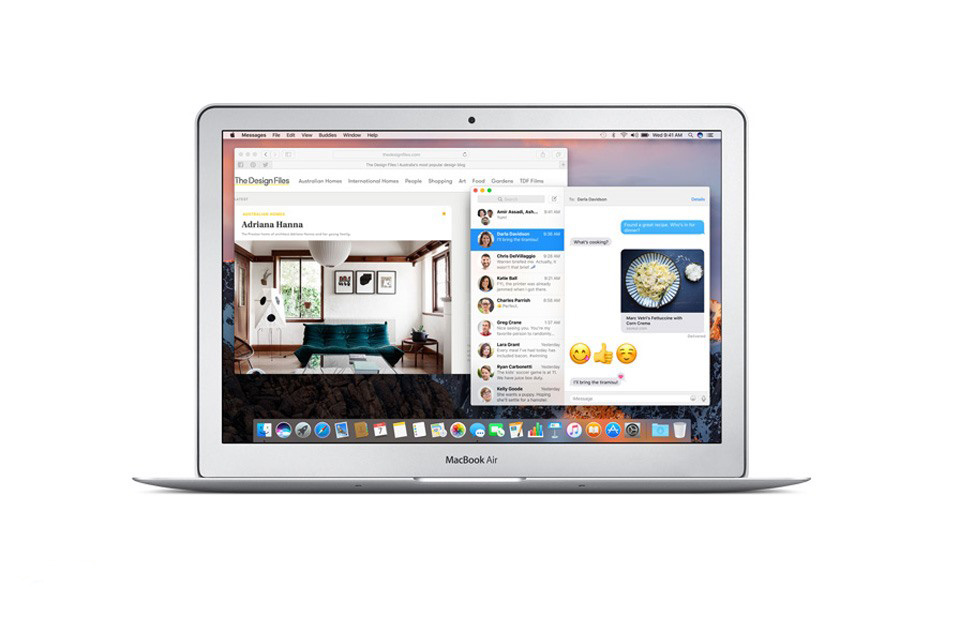 Macbook Air 13.3″ MD760 Model 2013