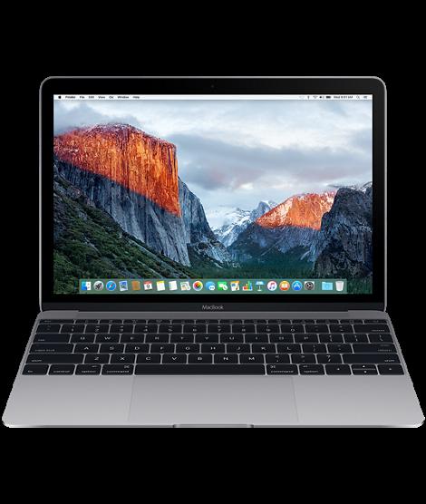 Macbook 12inch MNYF2 Model 2017 – Grey